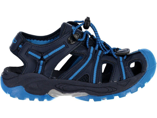 CMP Campagnolo Aquarii Sandaler Børn, black blue-cyano